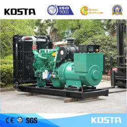 375kVA Electric Start Cummins Open Type Diesel Generator