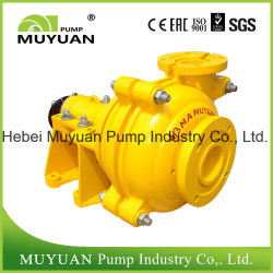 Oil Sand Handling High Efficiency Slurry Pump 6/4e