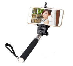 Handheld Monopod Selfie Stick with Bluetooth Shutter Button