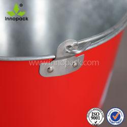 5 Quart Round Beer Cooler Metal Tin Ice Bucket