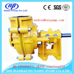 Abrasion Resistant Slurry Pump for Gold Mining
