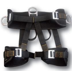 Super Light Climbing Protection Half Seat Harness & Belt Outdoor Sport