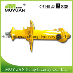 Centrifugal Submersible Sludge Mud Slurry Vertical Pump