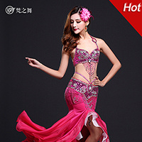 30c38ecf0 Gt-10162 Latest Designed Hot Sexy Long Beaded Tassel Professional Arabic  Belly Dance Costumes
