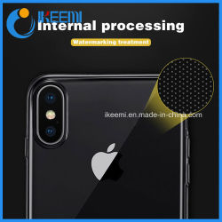 Factory Professional Plated Soft TPU Mobile Phone Case for iPhone8/8plus X Back Case Cover