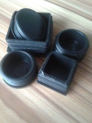 Round Pipe End Covers and Plugs with PE Material