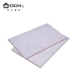 Fireproof Decorative White Sand Magnesium Oxide Boards