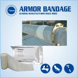 Quick Bonding Black Pipe Fix Tape Armor Wrap Repair Bandage