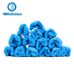 Disposable Plastic CPE Waterproof Shoe Cover