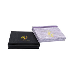 Custom Gift Box Color Eyeshadow Paper Box Cosmetic Paper Packaging Box Paper Gift Box