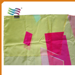 Huiyi 3*5 Feet Satin Polyester Custom Flag Cape