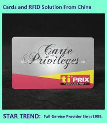 Particular Gift Card with Matt Finish/ Highlight UV Varnished Logo