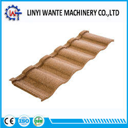 Wante High Quality Building Materials Galvanized Steel Plate Selling Price Roof Tile