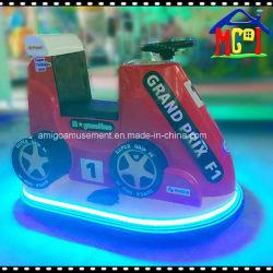2018 Kids Thrilling Ride F1 Racing Battery Car Playground Equipment