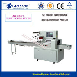New Condition and Electric Driven Type Automated Packaging Machine Ald-350b