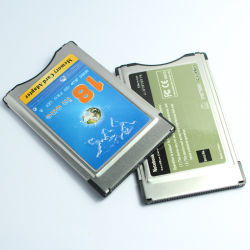 18 in One MMC SD SDHC Ms PRO Xd Card Reader Into PCMCIA Memory Card Adapter