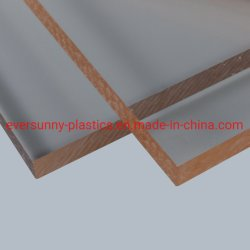 Clear Transparent Color Cast Extruded Mirror Acrylic Plexiglass Perspex PMMA APET Pet PC Sneeze Isolation PVC Foam Rigid ACP PP Hollow ABS Plastic Sheet