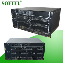 "1.25gbps 19"" 5 U Gepon Olt with Optional SFP Pon Ports (Maximum 40 PON Ports) FTTX Optical Line Terminal in 2014"
