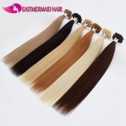 Virgin Brazilian/Malaysian/Peruvian Nail Hair Extensions Hair