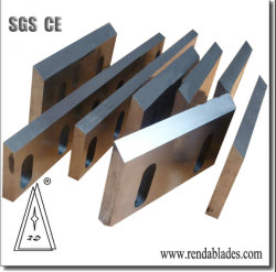 Upper Top Rotated Fixed Blade /Knives for Zerma Plastic Shredder Machine