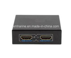 2 Output HDMI Splitter Mini HDMI Switcher