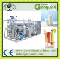 High Temperature Uht Milk Sterilization Machine