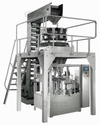 Global Shining Salt Packing Packaging Filling Bagging Machine
