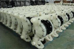 Rd 40 Air-Operated Double Diaphragm Sand Suction Stainless Steel Pump