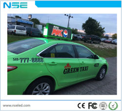 IP65 Double Side LED Taxi Top display