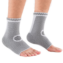 New Breathable Ankle Support Wrap Sports Injury Ankle Foot Brace Supports Sprain