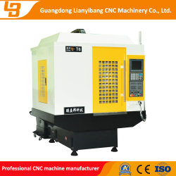 Lyb High Speed Driliing and Tapping Machine for Metal Parts Hardware, Iron, Aluminum Copper, Zinc, Steel, Alloy Processing
