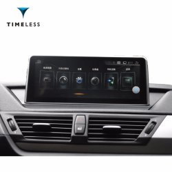 "Andriod Car Audio Timelesslong Car DVD for BMW X1 E84 (2009-2015) 10.25"" OSD with Idrive/WiFi (TIA-219)"