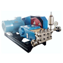 Bw850/2 Horizontal Double Cylinder Reciprocating Double Action Piston Slurry Mud Suction Pump for Drilling Rig Machine