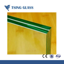 High Performance Building Printing Tined Tempered Laminated Safety Glass
