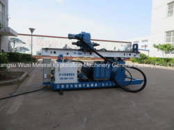 XP-25 Jet Grouting Drilling Rig Drilling Machine with Single Double Triple Pipe