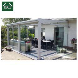 Polycarbonate Patio Roof with Durable Aluminium Frame Design