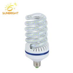 2018 Hot Sale Full Spiral Energy Saver Light E27 E14 LED Bulbs with Good Raw Material