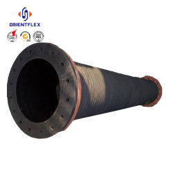 Rubber Corrugated Abrasion Slurry Mud Pump Suction Hose