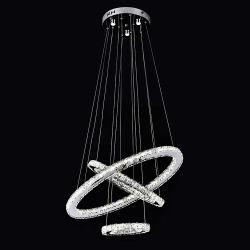 modern crystal pendant lighting. Ring Crystal Pendant Lights Modern Chandelier Lighting C