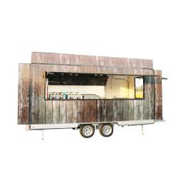 China Mobile Street Food Caravan, Mobile Street Food Caravan