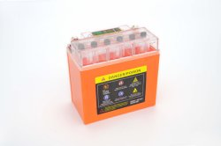 12V9ah 12V 9ah Yb9l-BS 12n9 Outdo Intelligent Gel Mf Maintenance Free Factory Activated Motorcycle Power Sports High Performance Rechargeable Lead Acid Battery