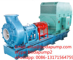 Corrosion-Resistant Wear-Resistant Slurry Pump
