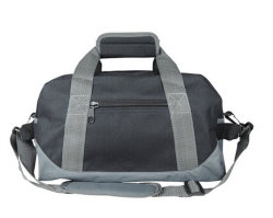 Commercial Polyester Duffel Bag for School Advertisement Sport Travel