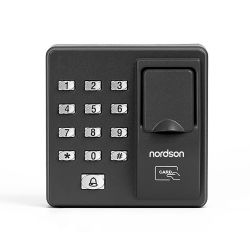 Low Price DC12V 86 Box RFID Card Reader Standalone Fingerprint Access Control