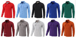 Orange Esdy Tactical Windproof Waterproof Warm Fleece Softshell Shirts