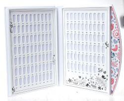 Classical Style Nail Polish Blank Color Card Display Book