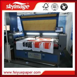Multipoint Positioning Laser Cutting Machine (Single Head) for Textile/Sportswear