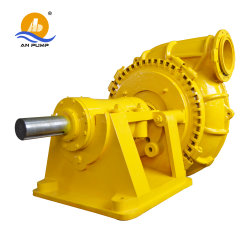 Horizontal Centrifugal Rriver Sand Suction Gravel Dredge Pump
