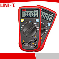 China Factory Best Price Ut136c Modern Handheld Auto-Ranging Digital Multimeters