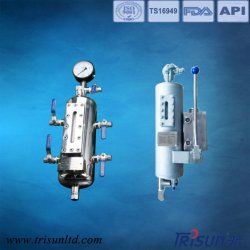 Manual Refill Pump, API System, Thermosiphon Tank or Pressure Booster